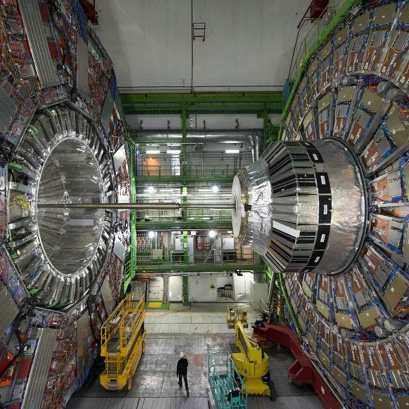 Win a Hadron Collider