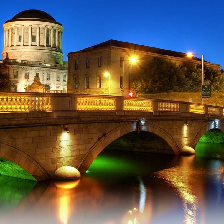 Win A Trip To Dublin, Ireland