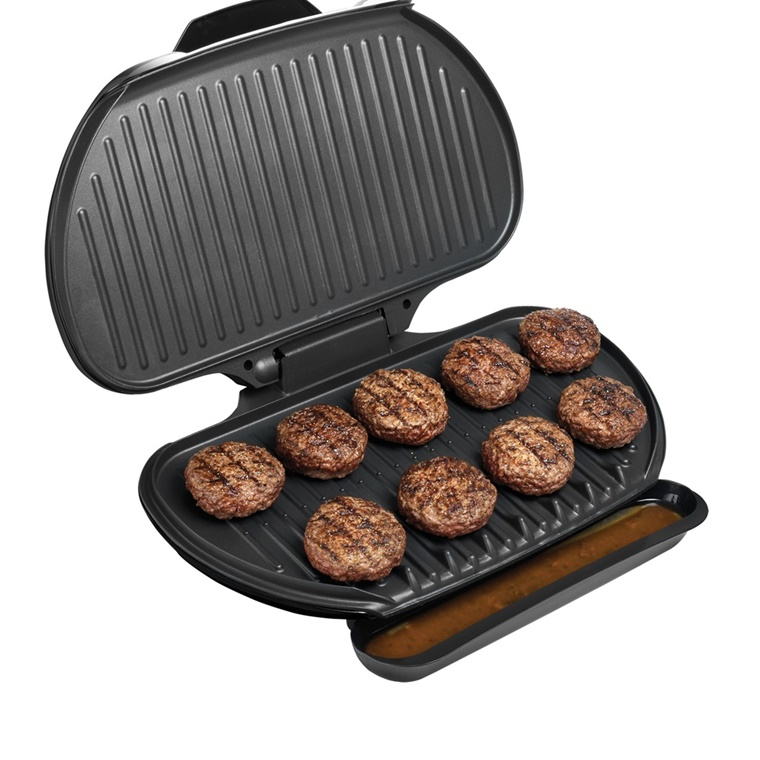 Win a George Foreman Grill