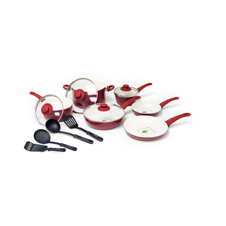 Win a GreenLife Non-Stick Gourmet Cookware Set
