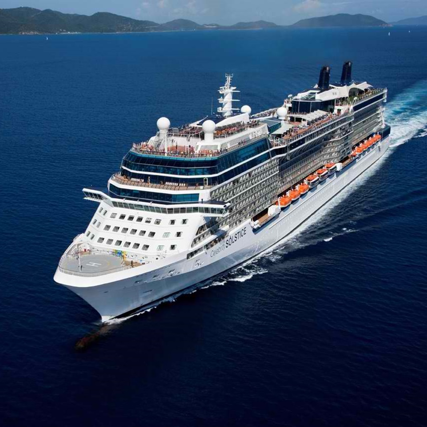 Win A Trip Package With Celebrity Cruises Through The South Pacific