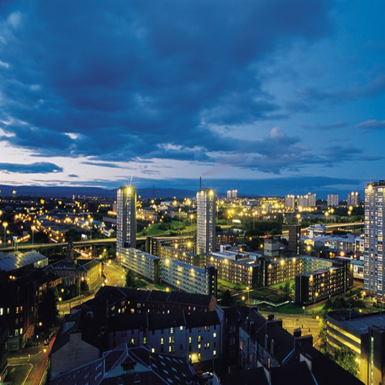 Win a trip to Glasgow, Scotland