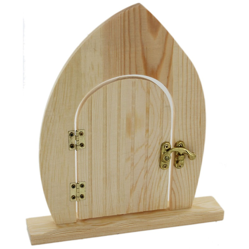 Win a Paint Your Own Fairy Door