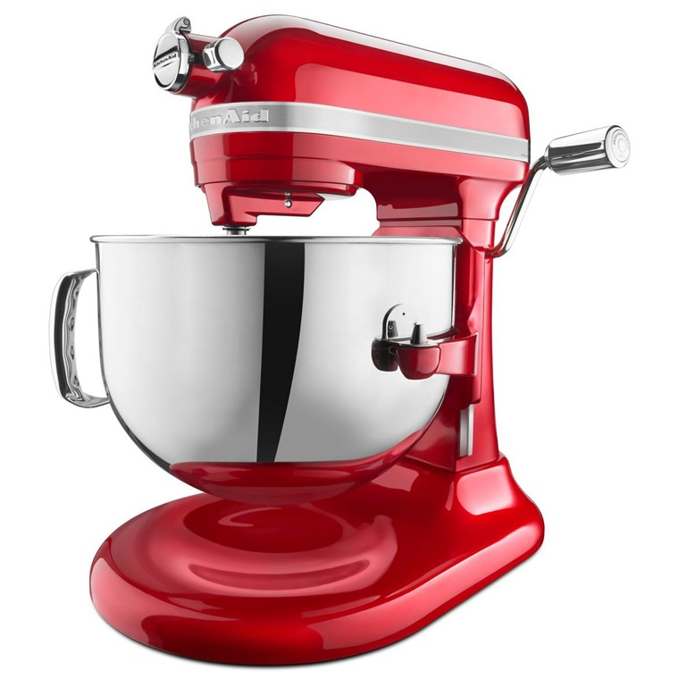 Win a KitchenAid Stand Mixer with Spiralizer Attachment