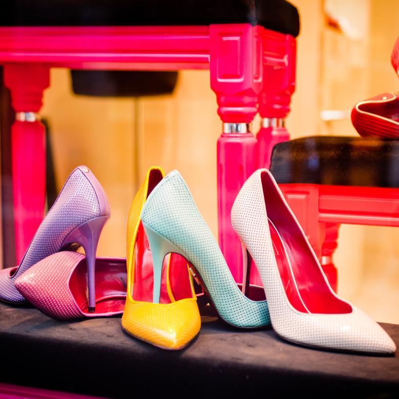 Win A Shopping Spree In Milan!