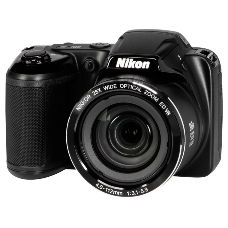 Win a Nikon Coolpix L340 Digital Camera