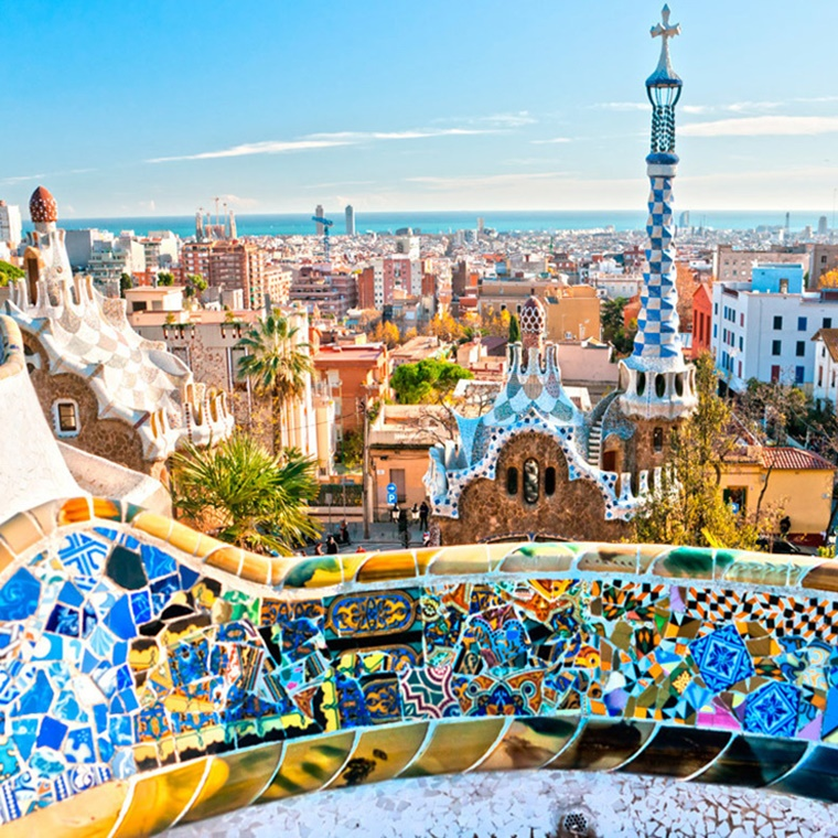 Win the Perfect Weekend in Barcelona
