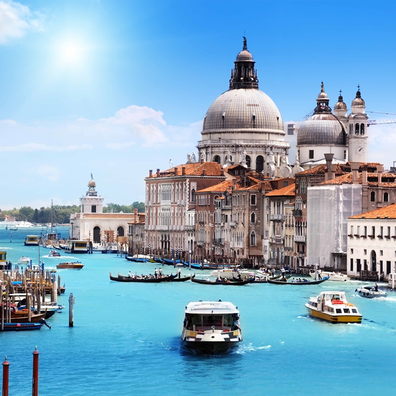 Win a Uniword Italian Cruise for Two