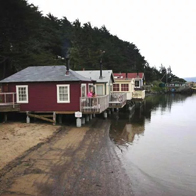 Win a cozy seaside cottage at Nick's Cove Stay