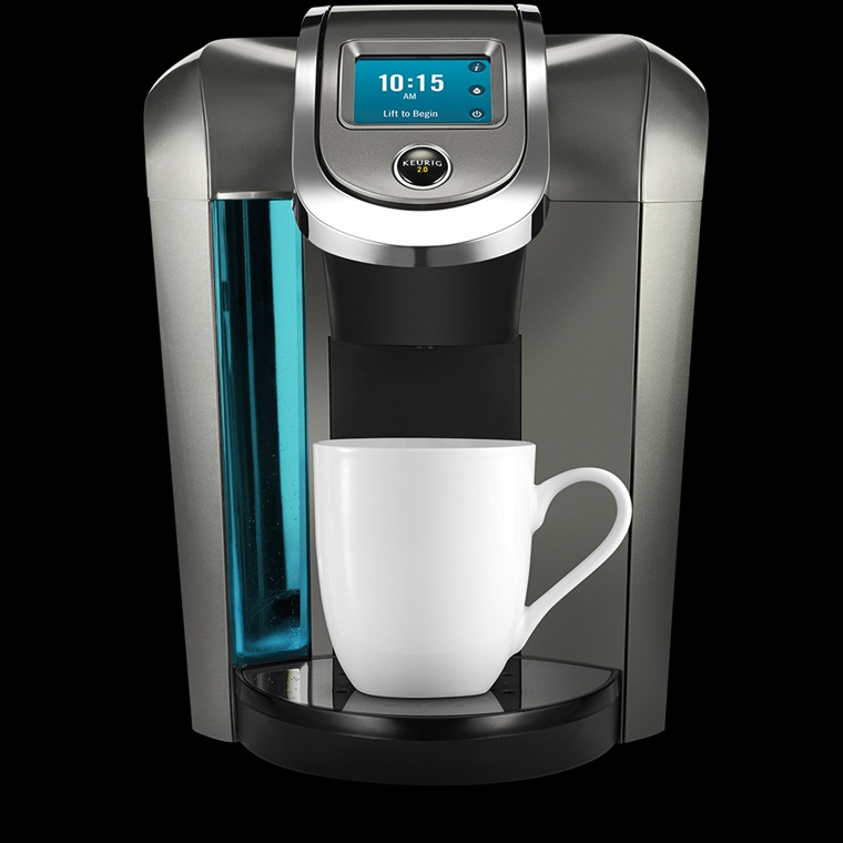 Win a Keurig K400 2.0 Brewing System