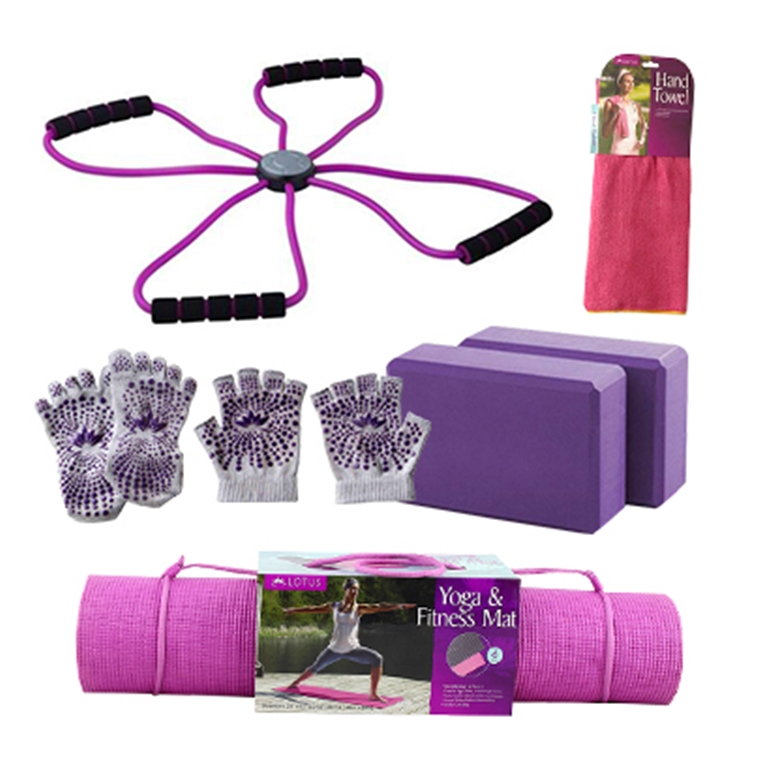 Win a Yoga Equipment