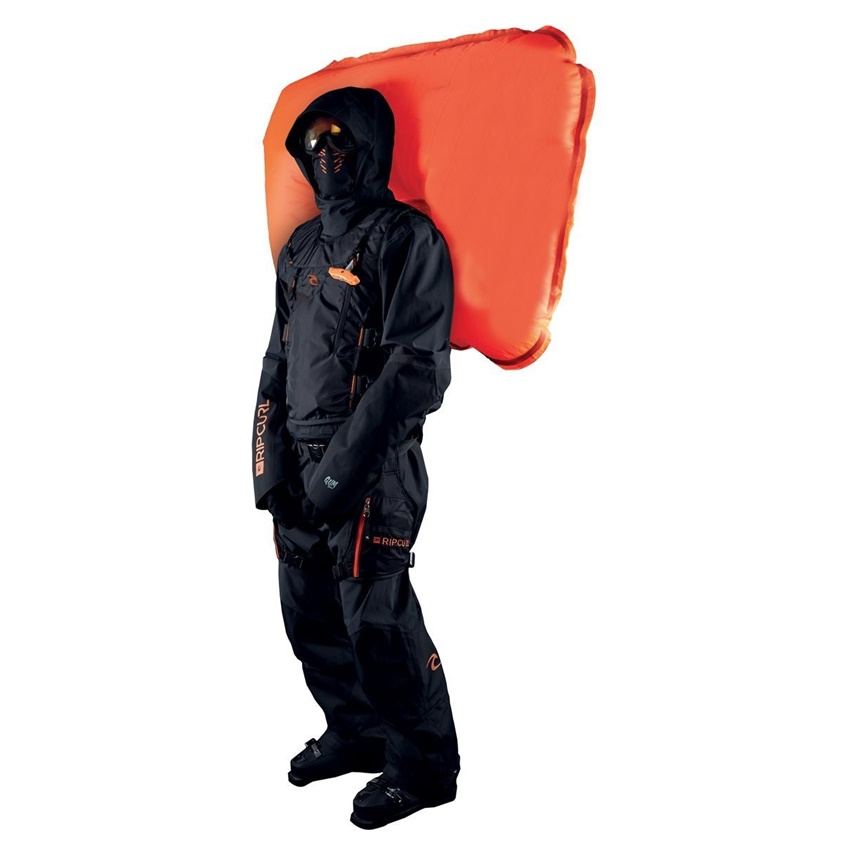 Win A Rip Curl Avalanche Safety Vest & Airbag