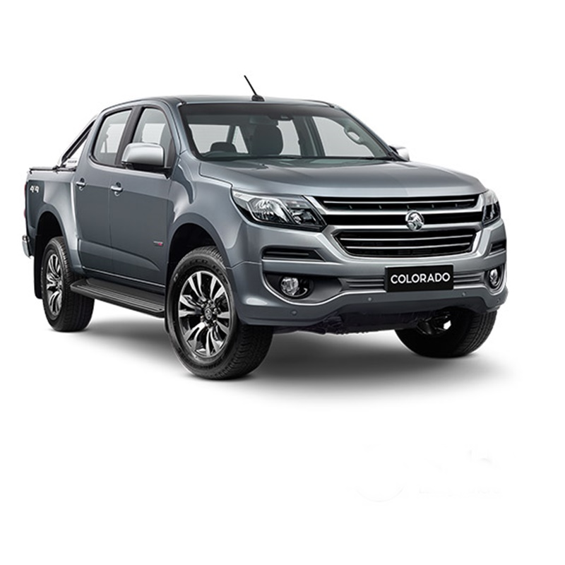 Win the New Holden Colorado