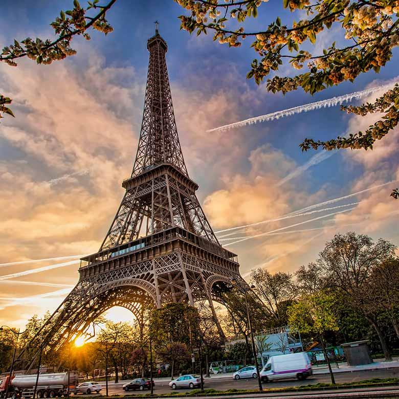 5 tickets to Paris, France, is ready to be won!