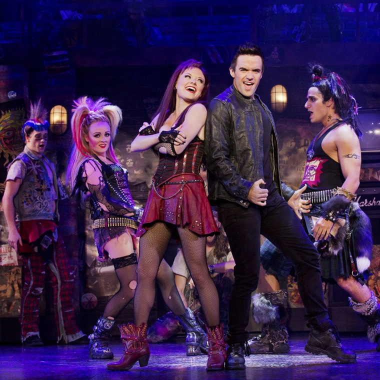 WIN a VIP Experience to see the musical We Will Rock You!