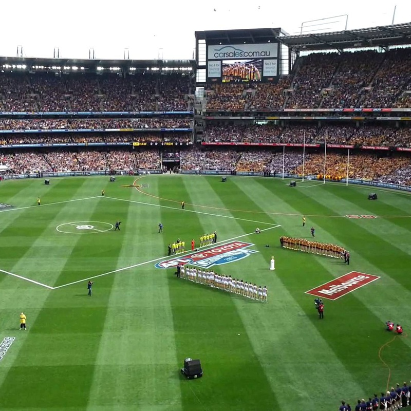 Win a Trip to 2016 Toyota AFL Grand Final at the MCG