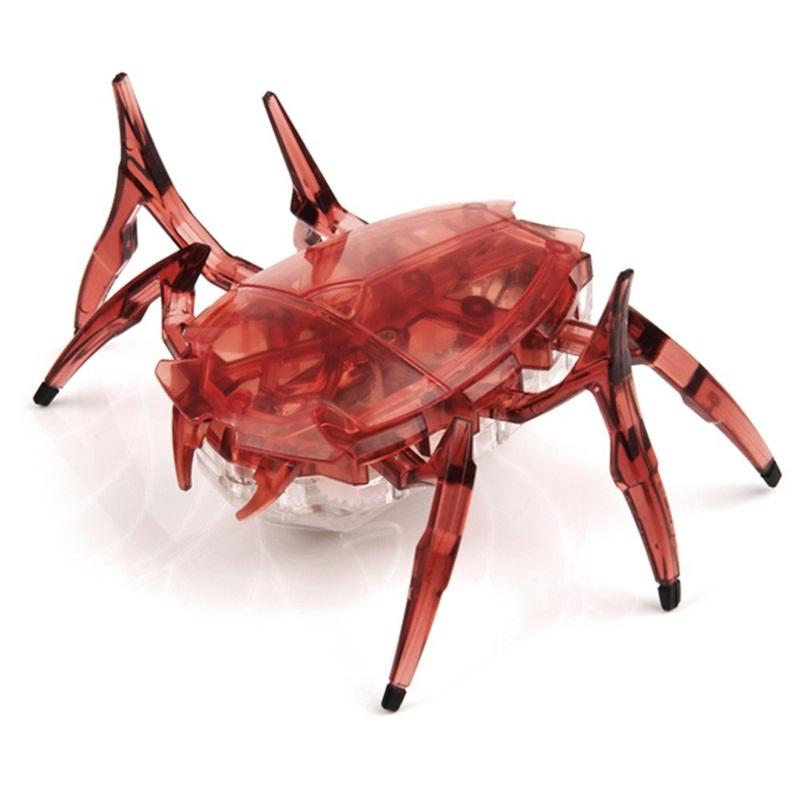 Win a Hexbug Scarab Robot Bug