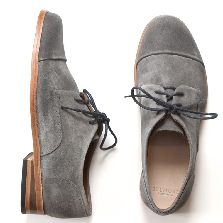 Win A Pair of Belmore Shoes