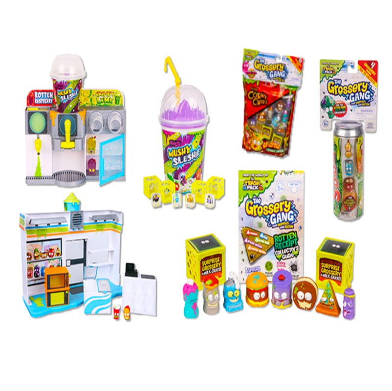 Win a Grossery Gang prize packs