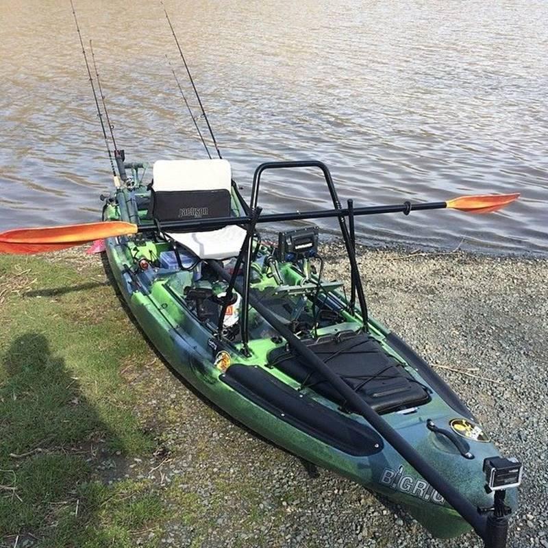 Win a Ultimate Kayak Bass Fishing