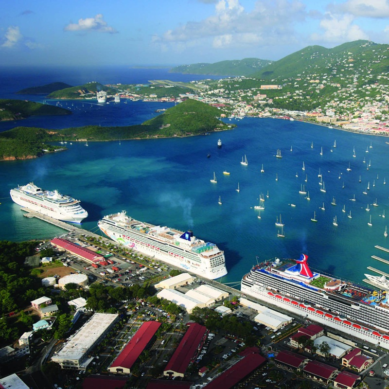 Win a Trip to St. Thomas, US Virgin Island