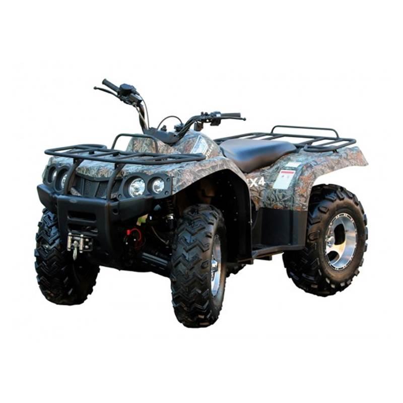 Win a Coleman Trail Tamer 500 – 500cc ATV