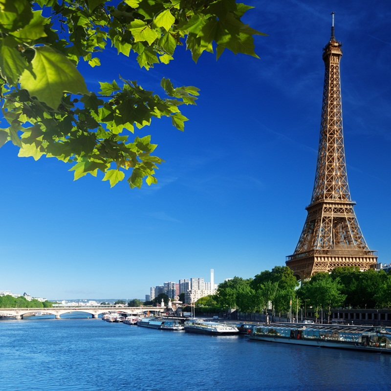 Win a All-exclusive luxury 11 Day Gems of the Seine River Cruise for two