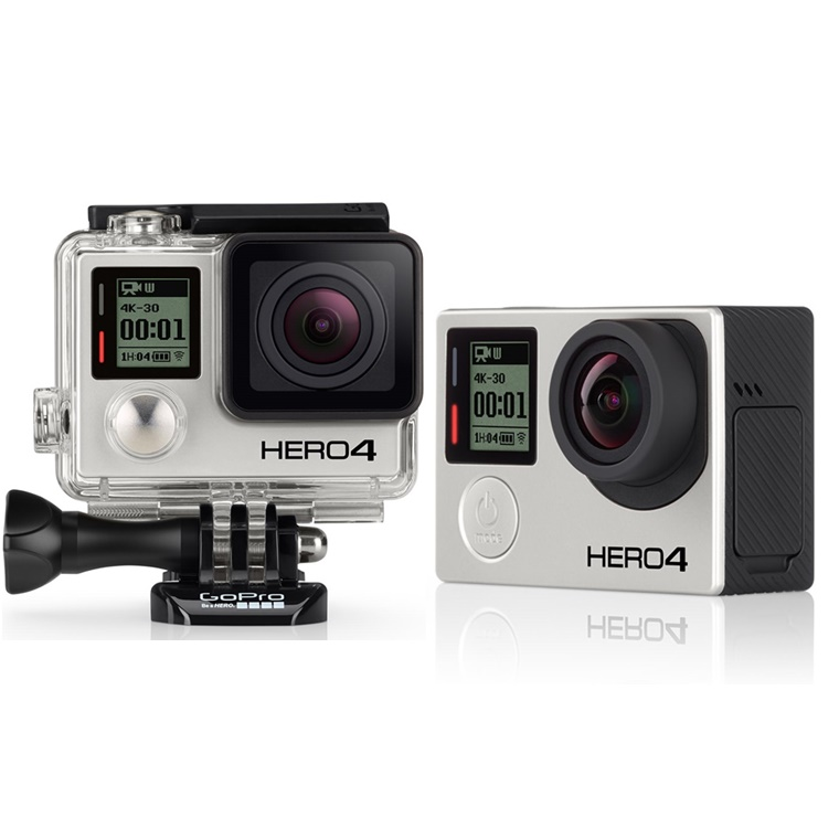 Win a GOPRO Hero4 Session Camera