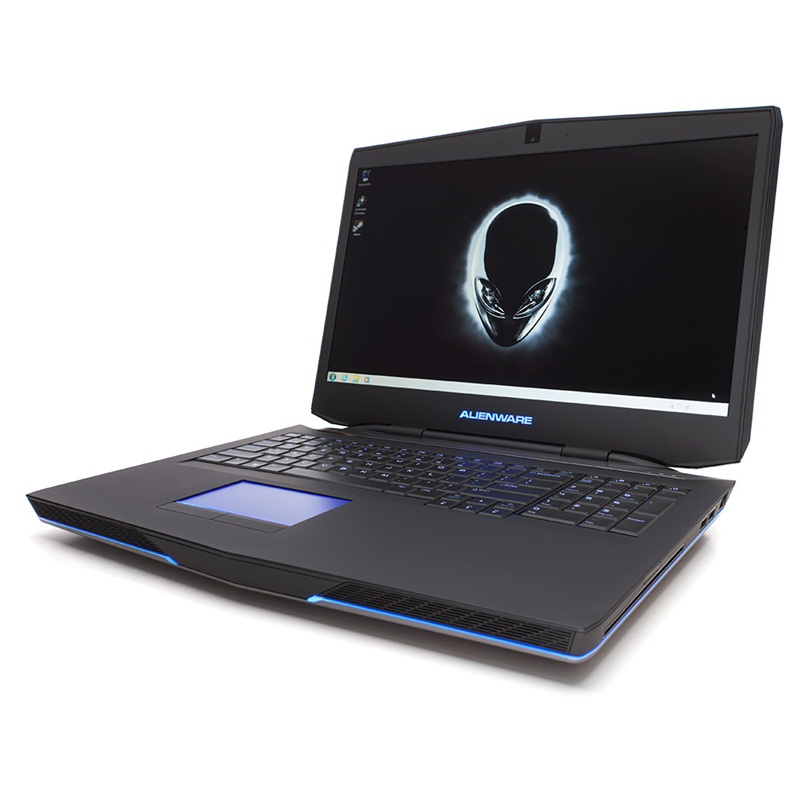 Win a new Alienware 17 gaming laptop
