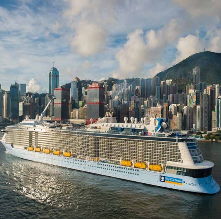 Win A Royal Caribbean Cruise