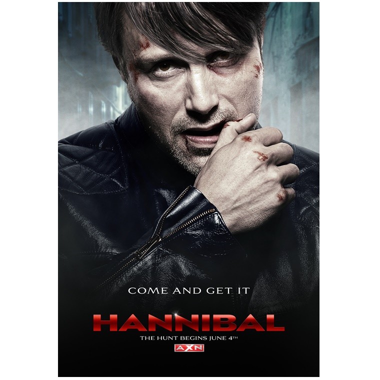 Win A Hannibal Season 3 DVD Boxsets