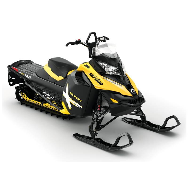 Win a Ski-Doo Snowmobile.
