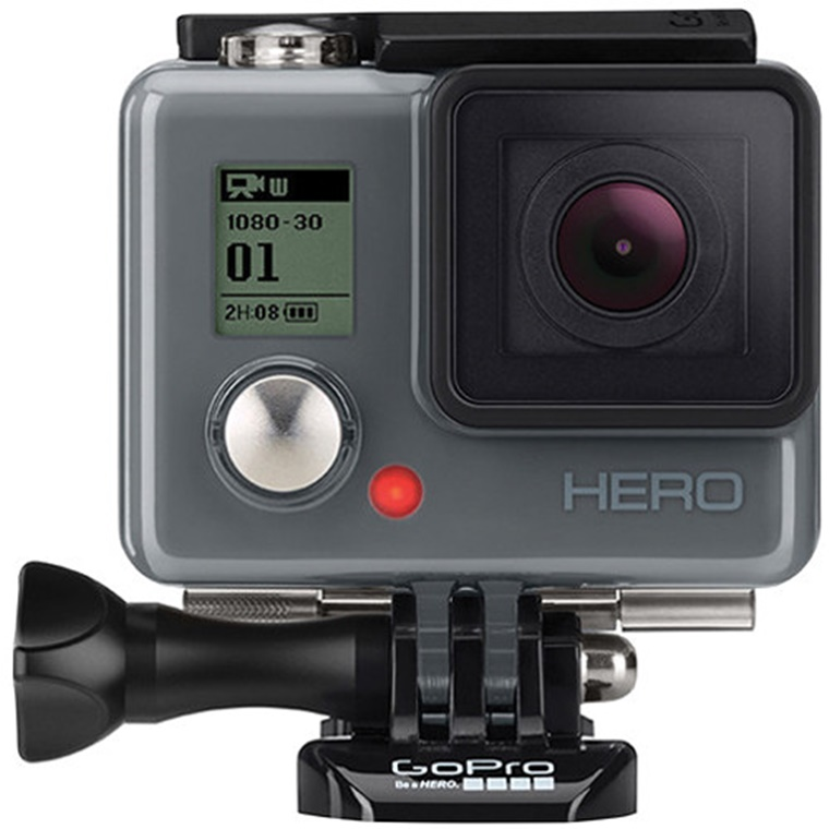 Win a GoPro Hero with London Has Fallen