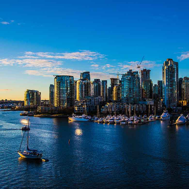 Win a Trip for two people to Vancouver, BC