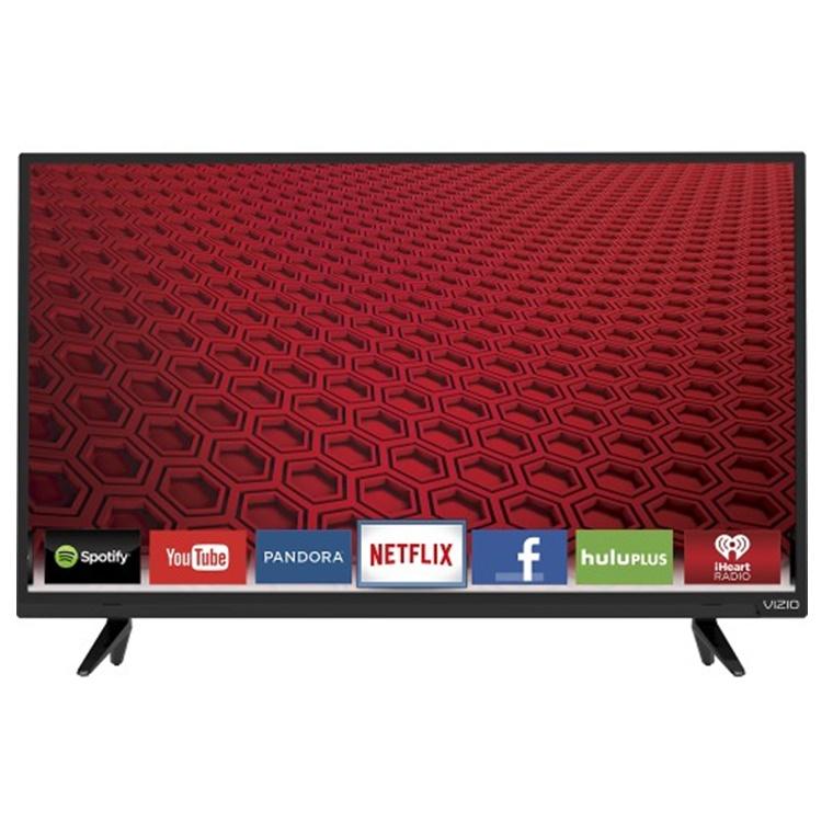 """Win a VIZIO 43"""" LED Smart TV"""