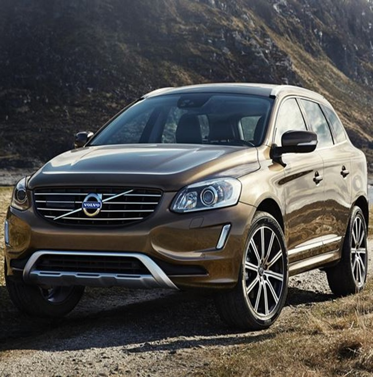 Win a Volvo XC60 36-month lease