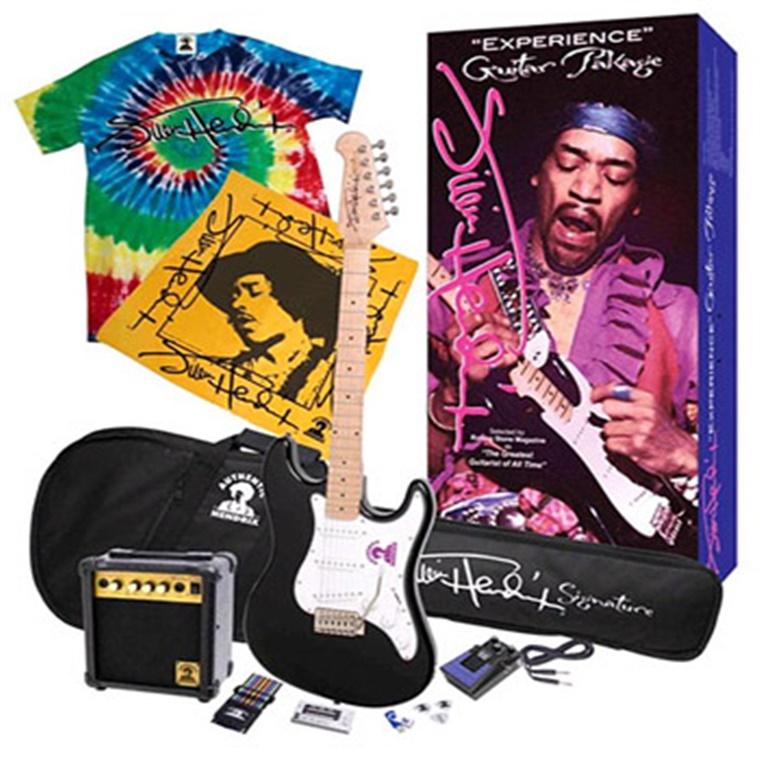 Win A Fender Jimi Hendrix Stratocaster Guitar