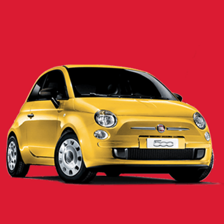 Win a brand new Fiat 500 POP
