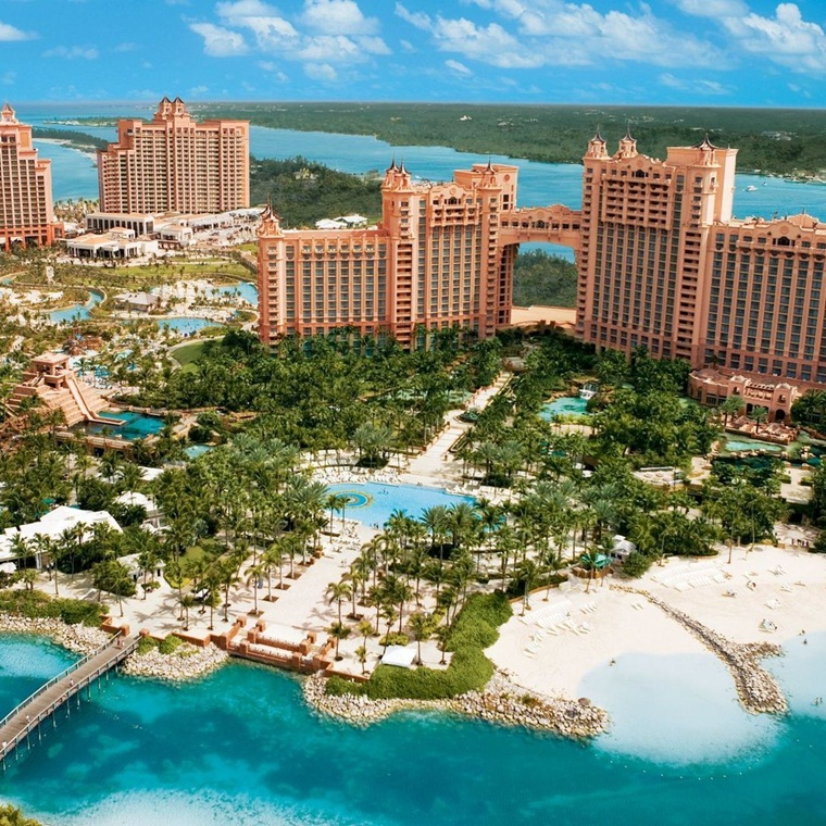 Win a Stay in Atlantis Paradise Island Resort