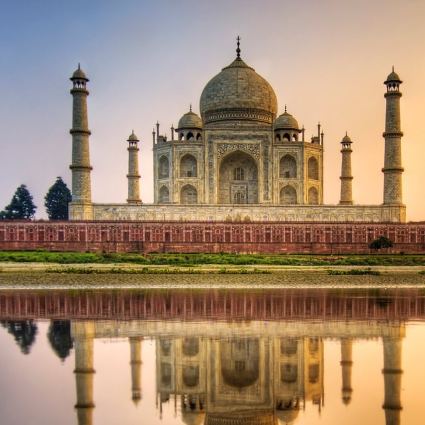 Win A Trip To India For Two