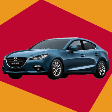 Win 1 of 6 Mazda3s for Christmas!