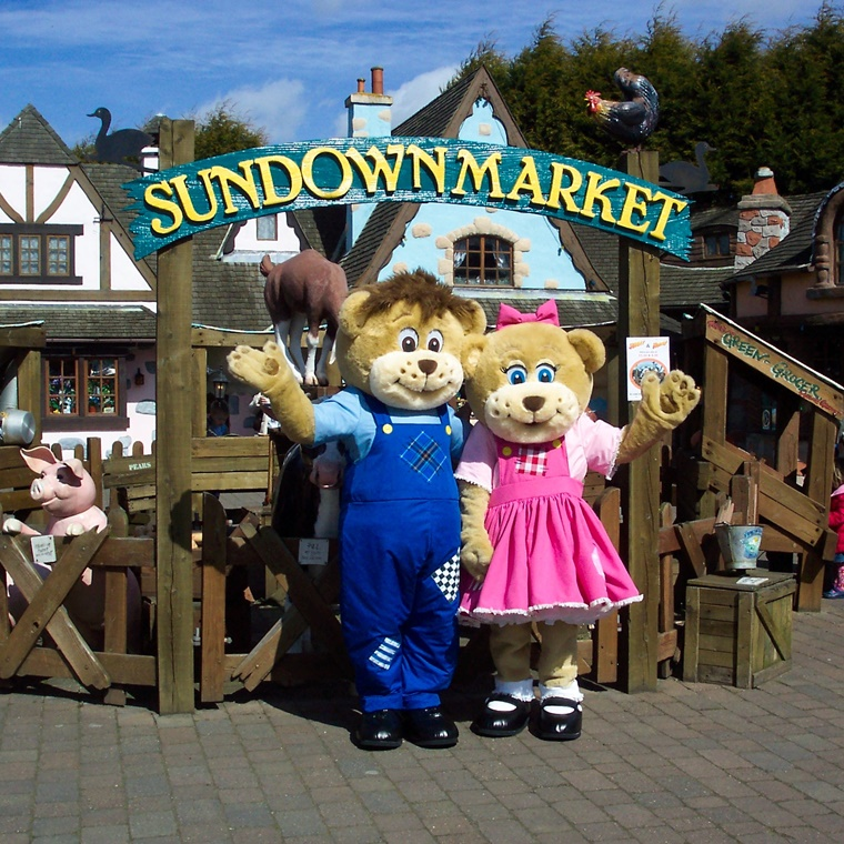 Win a Family Ticket to Sundown Adventureland