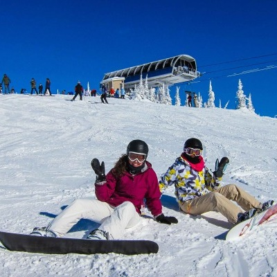 Win A Trip For Two To Big White, Canada