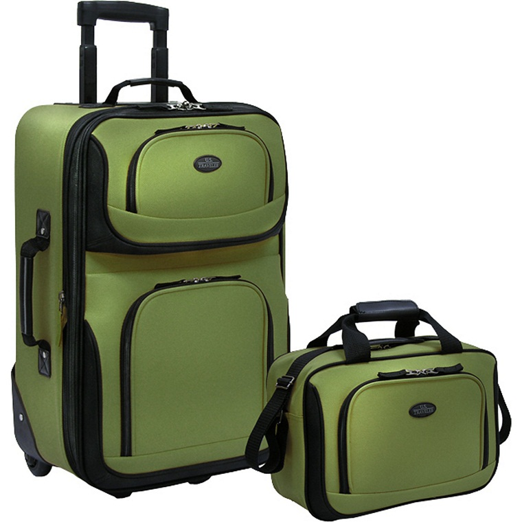 Win a 2 Piece Luggage Set