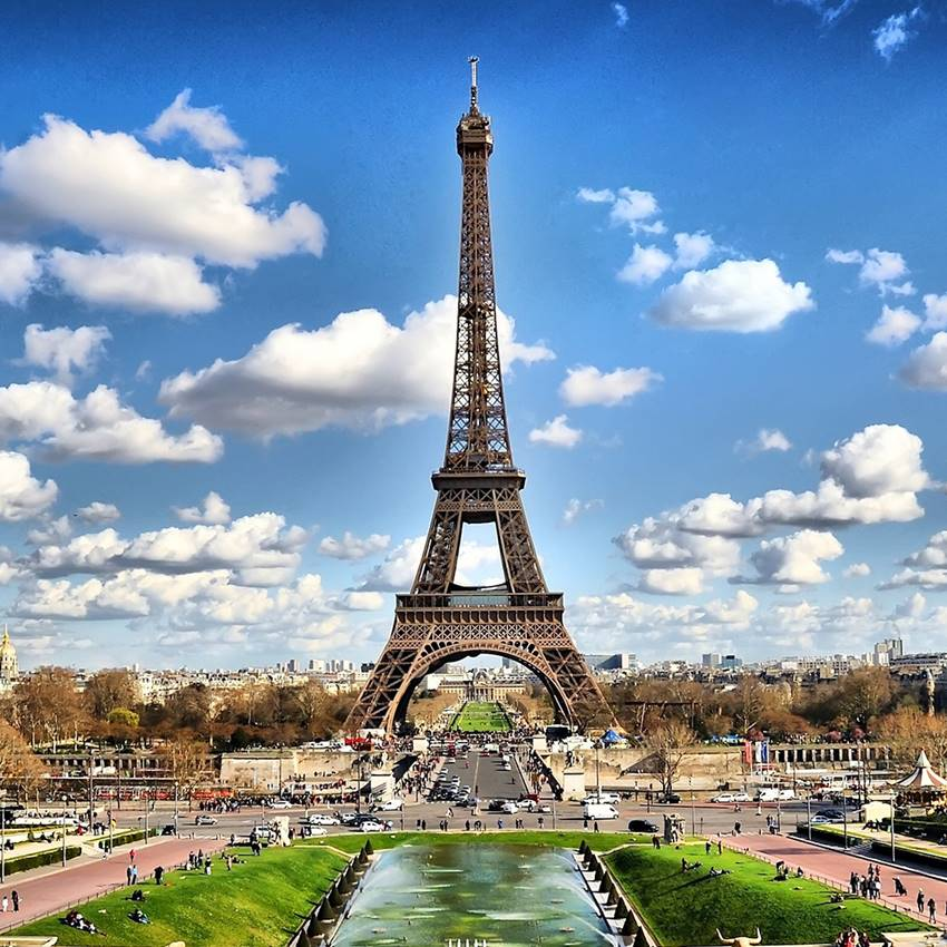 Win a luxurious holiday in Paris!