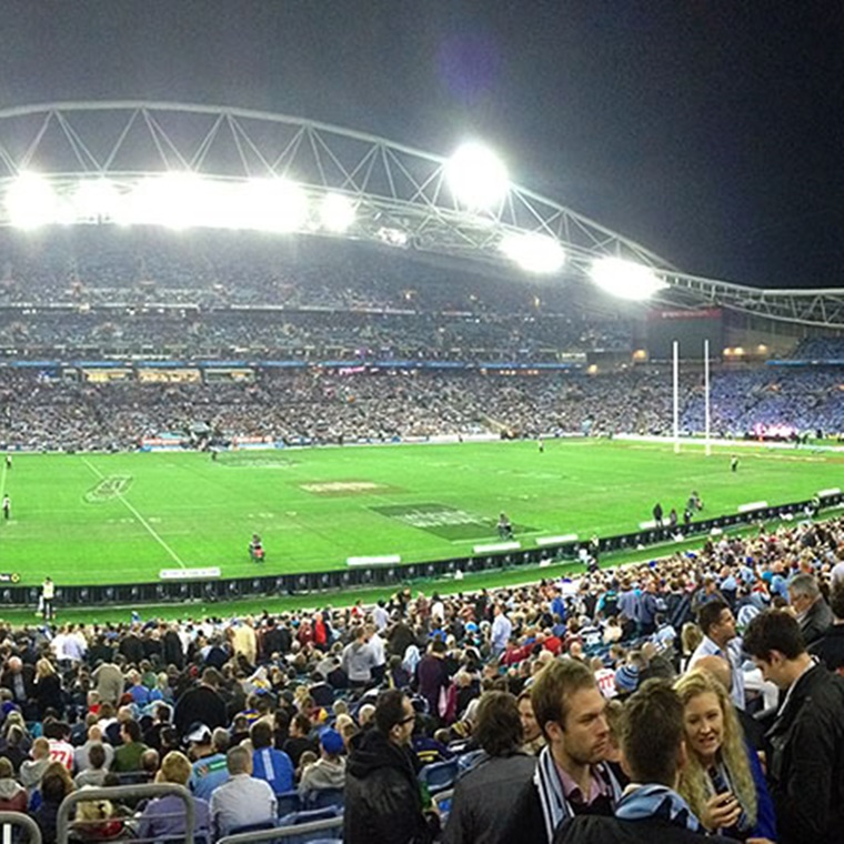Win A Trip To See The State Of Origin Game 2