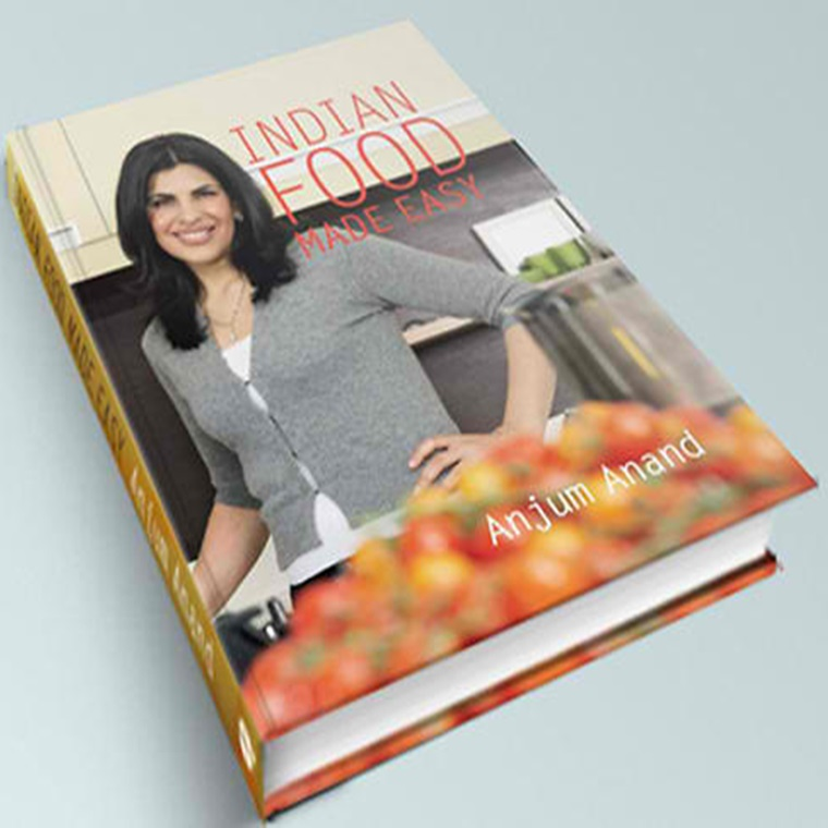 Win Anjum's Cookbook, Indian Food Made Easy