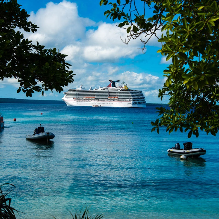 Win a Pacific Islands Cruise for two