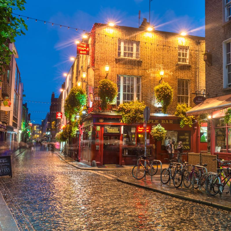 Win A Trip For 2 To Ireland