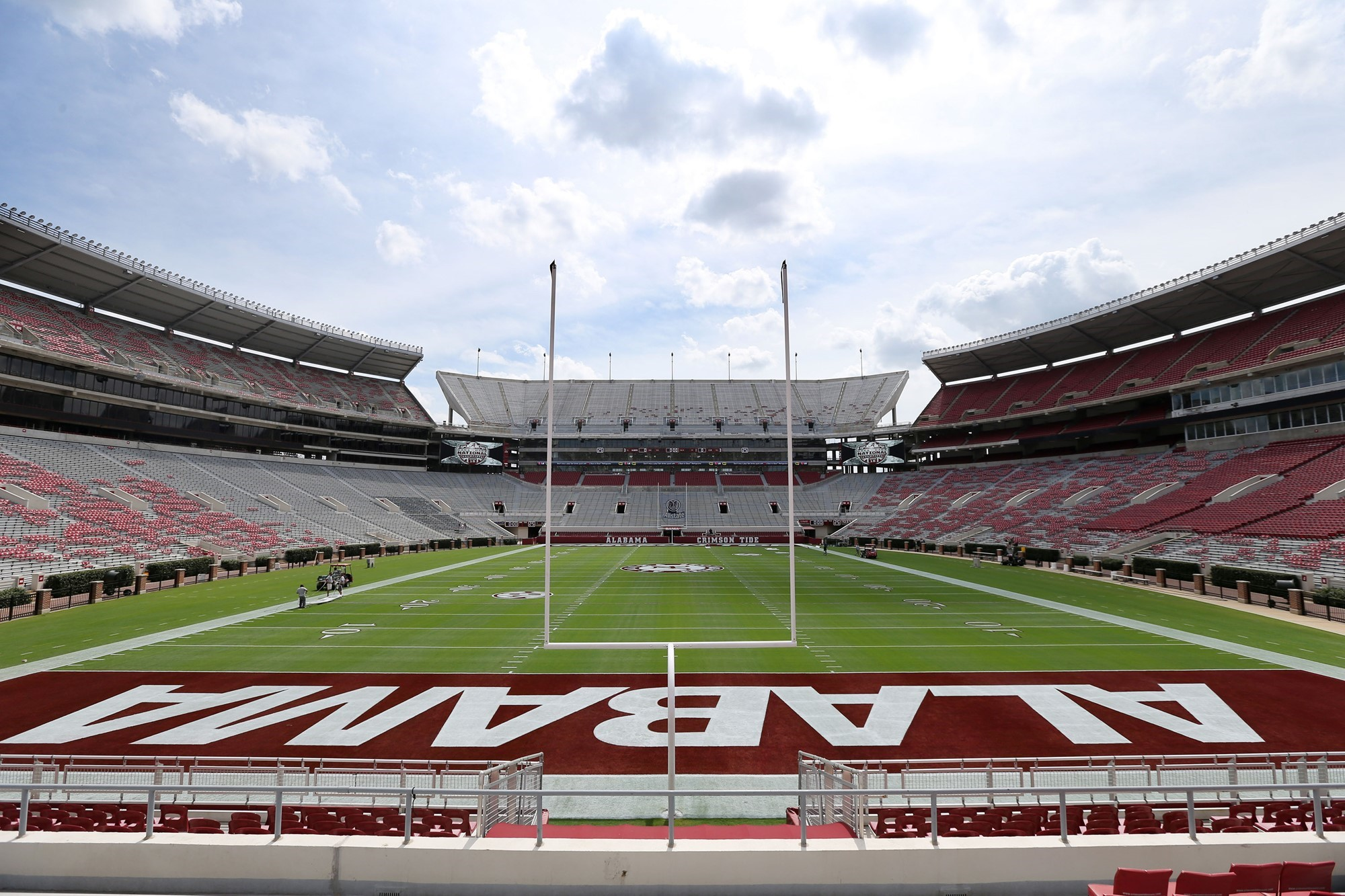 Football Camps And Clinic Of Champions University Of Alabama Athletics